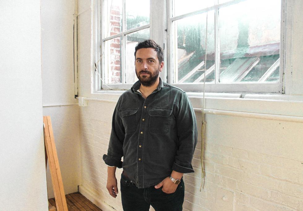Male Portrait_Carris Bennett Christianson