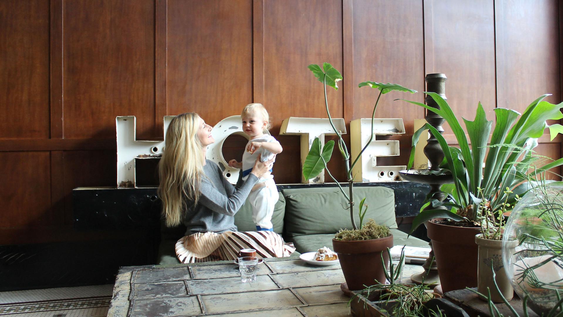 Mother and Son_Carris Bennett Christianson