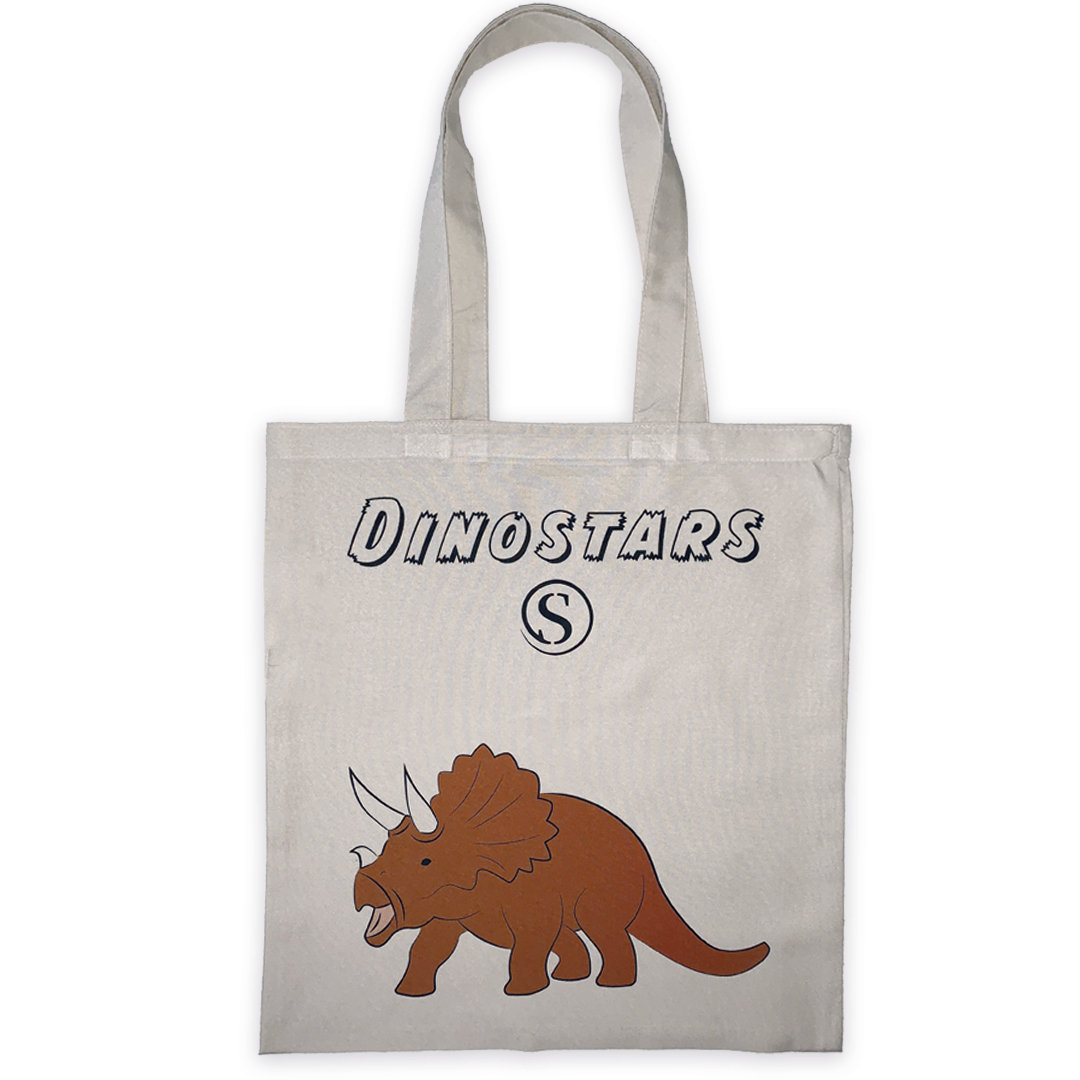 reversible Dinosaurs MINISIZE reusable sustainable totes ready to ship
