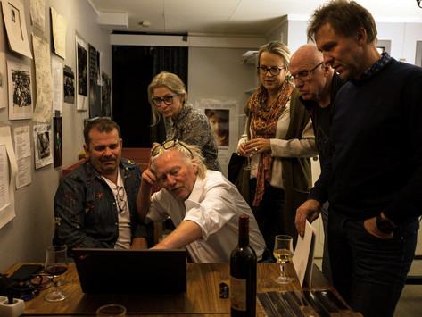 Morten Krogvold Workshop Trinn 2
