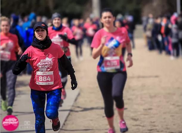 Bieg Kobiet 2017
