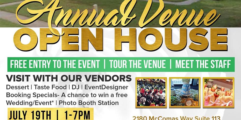Annual Venue Open House