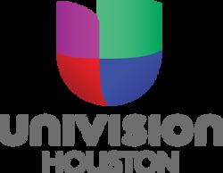Univision Houston 2019 grey letters