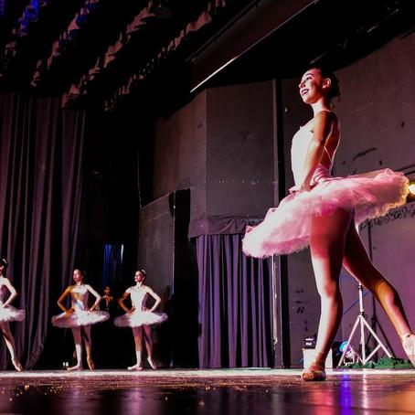 Gracias a las 400 personas que vinieron a disfrutar del Ballet Solidario de la Fundación Julio Bocca