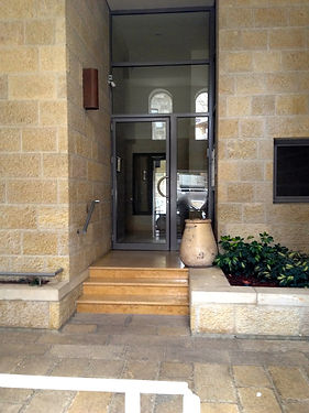 short term rental Jerusalem