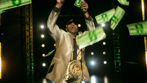 We're a hit - critics love The Elaborate Entrance of Chad Deity