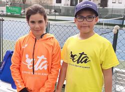 Vice-Campeões Regionais Sub-12 Mistos