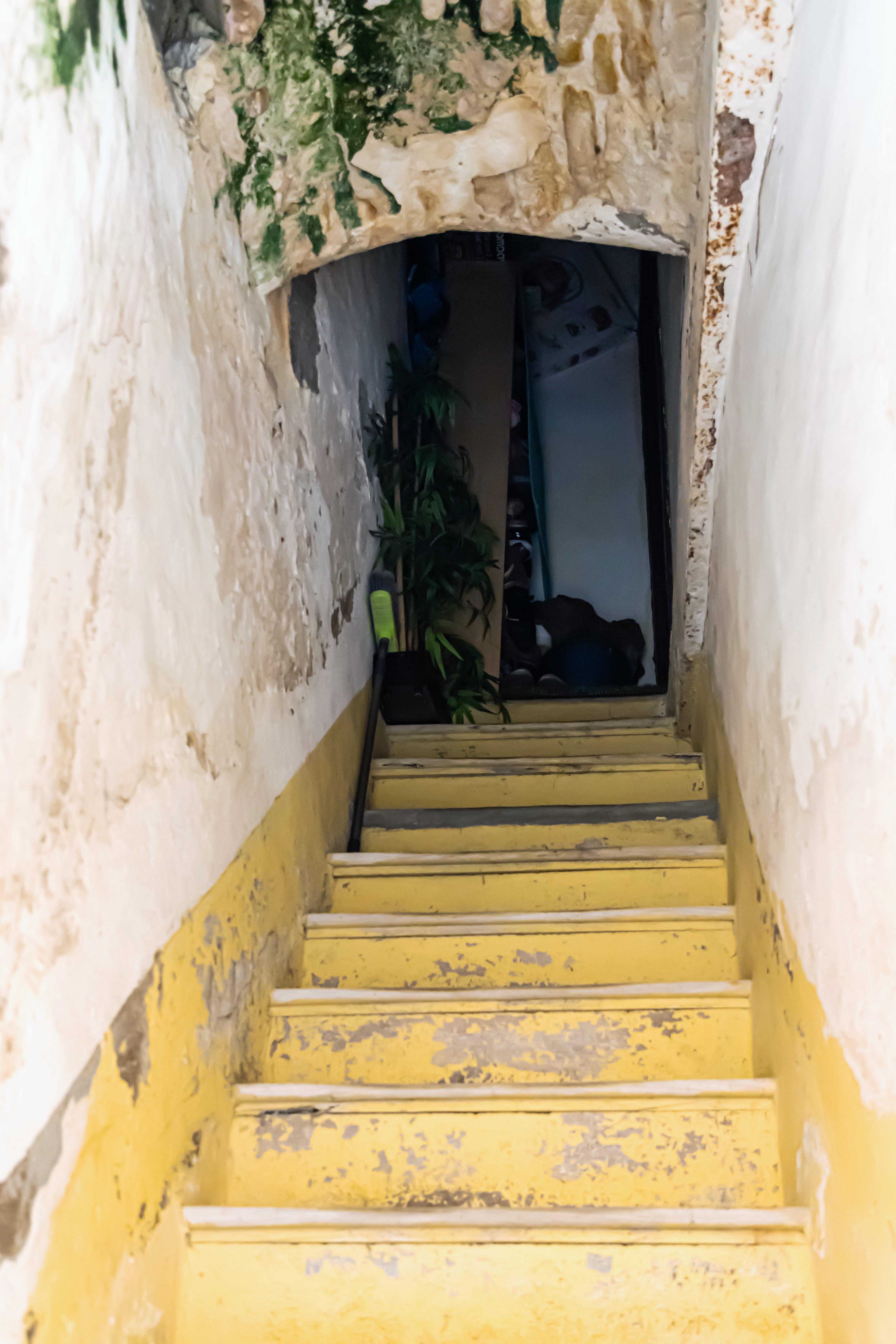Escalier corse
