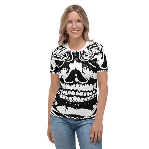TW172 - SKULL PRINT ALL OVER T-SHIRT TEMPLATE FILE
