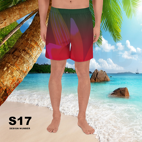 S17 - PRE MADE READY SHORTS DESIGN PRINTFUL TEMPLATE FILE