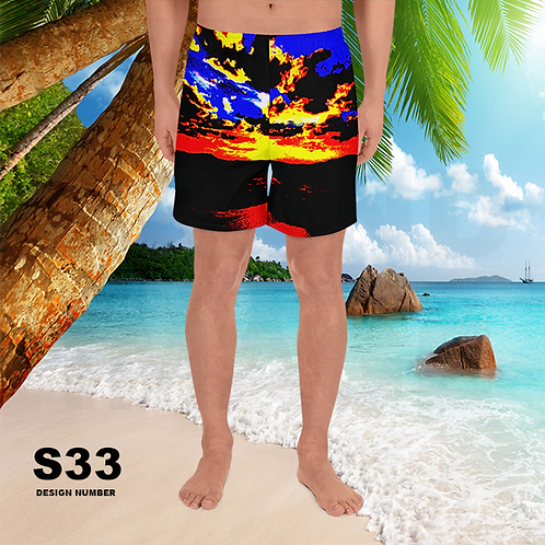 S33 - PRE MADE READY SHORTS DESIGN PRINTFUL TEMPLATE FILE