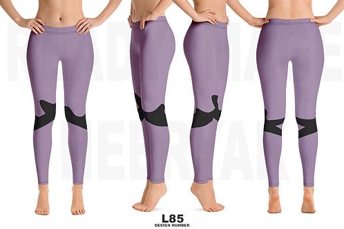 L85 - PRE MADE READY DESIGN ALL OVER LEGGINGS PRINTFUL TEMPLATE FILE
