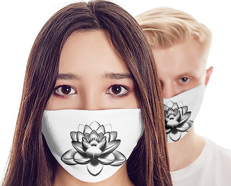 M024 - LOTUS MASK READY DESIGN TEMPLATE FILE