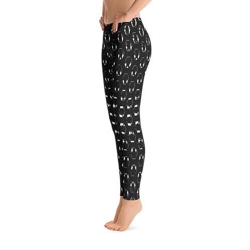 L202 - PREMADE PATTERN DESIGN ALL OVER LEGGINGS PRINTFUL TEMPLATE FILE