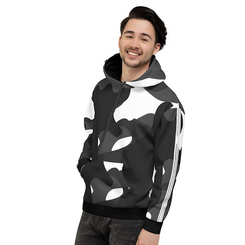 HD11- CAMOUFLAGE PRINT FOR UNISEX HOODIE TEMPLATE FILE