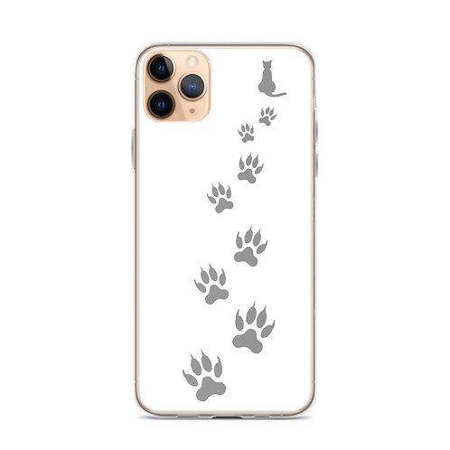 PC16 - CAT WALK PHONE CASE READY DESIGN PRINTFUL TEMPLATE FILE