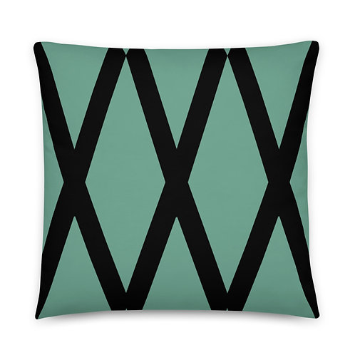 PC8 - PREMADE GEOMETRIC DESIGN ALL OVER PILLOWS PRINTFUL TEMPLATE FILE