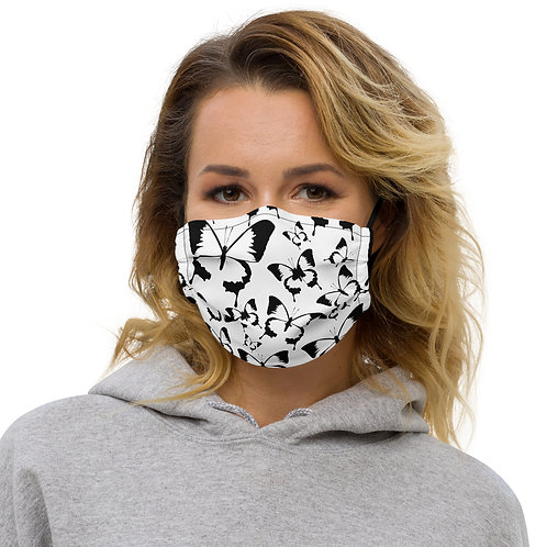 M075 - BUTTERFLY ALL OVER PRINT MASK PRINTFUL TEMPLATE FILE