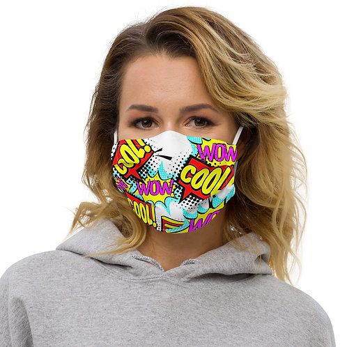M085 - POPART ALL OVER PRINT MASK PRINTFUL TEMPLATE FILE