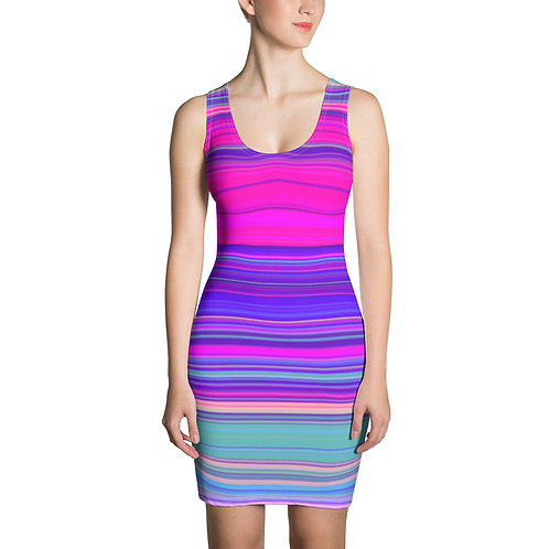 D9 - PREMADE COLORFUL DESIGN ALL OVER DRESSES PRINTFUL TEMPLATE FILE