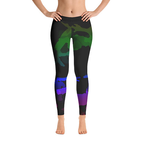 H431 - CAMOUFLAGE PRINT FOR LEGGINGS TEMPLATE FILE