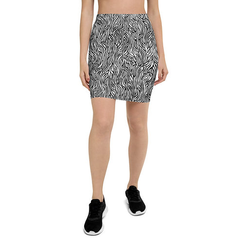 PS32 - TEXTURE PRINT FOR PENCIL SKIRTS TEMPLATE FILE
