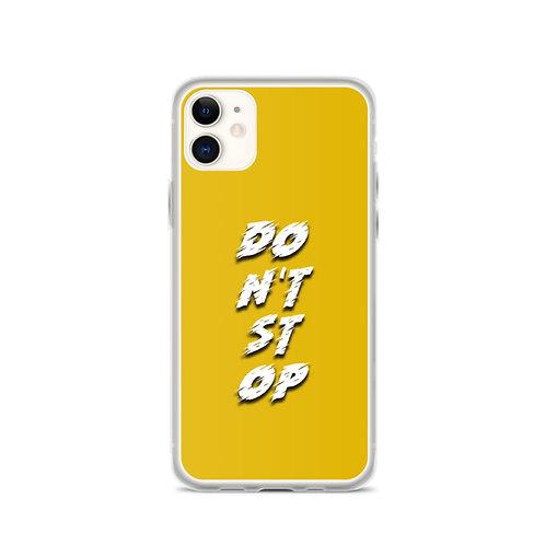 PC10 - DON'T STOP PHONE CASE READY DESIGN PRINTFUL TEMPLATE FILE