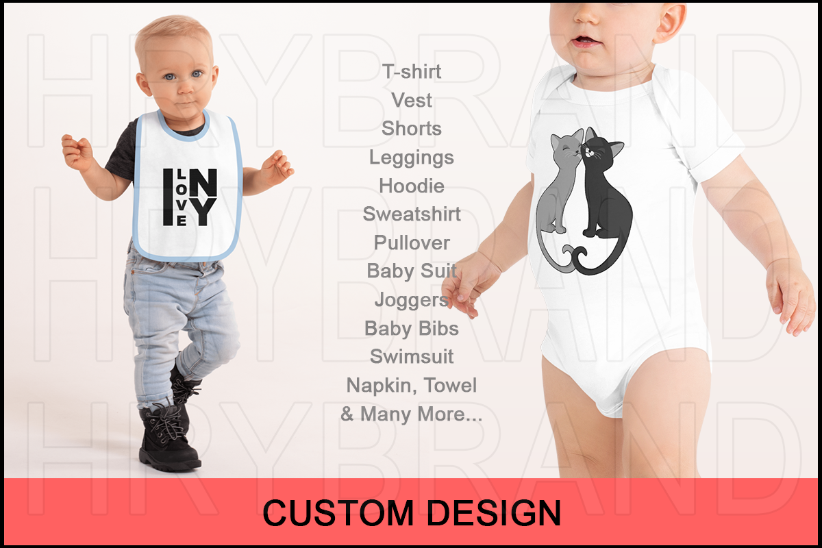 CUSTOM DESIGN FOR NEWBORN