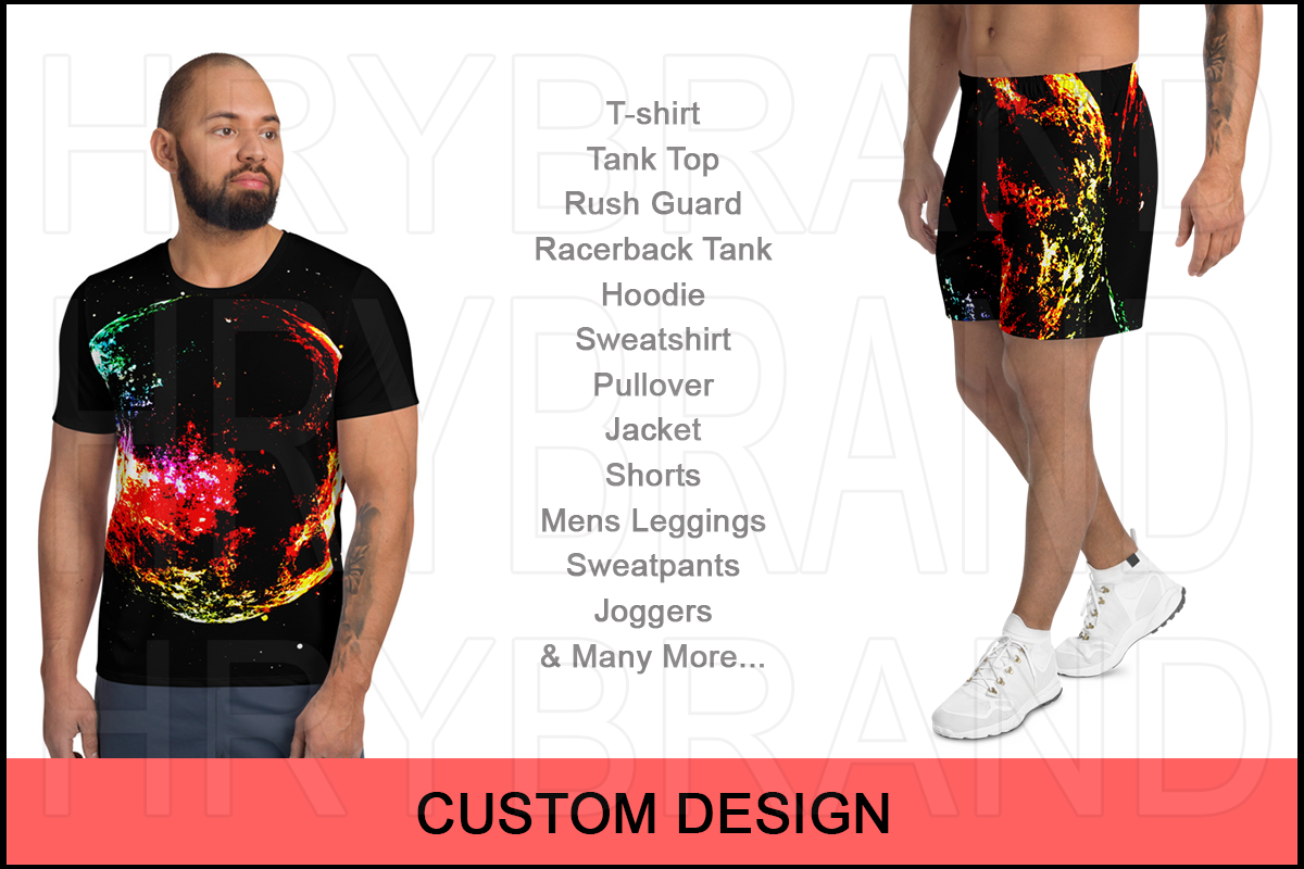 CUSTOM MENS TOP