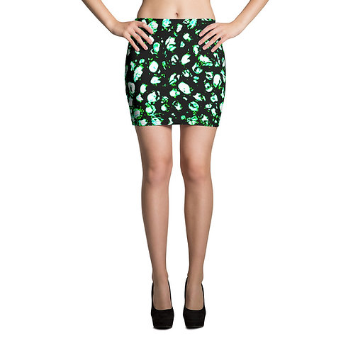 PS12 - PREMADE FLORAL ART DESIGN FOR MINI SKIRTS TEMPLATE FILE
