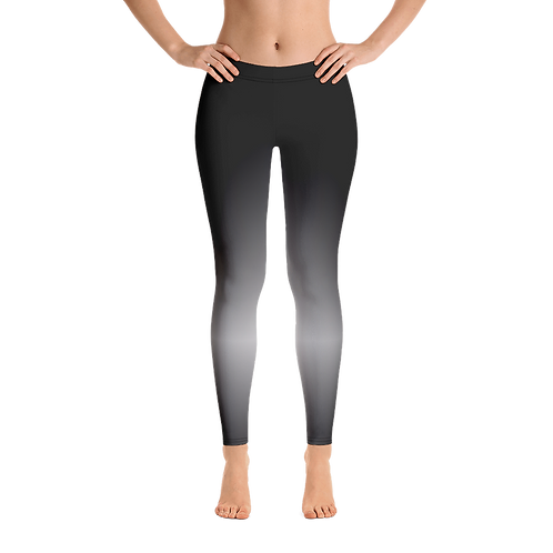H430 - BLACK GREY SHADES PRINT FOR LEGGINGS TEMPLATE FILE