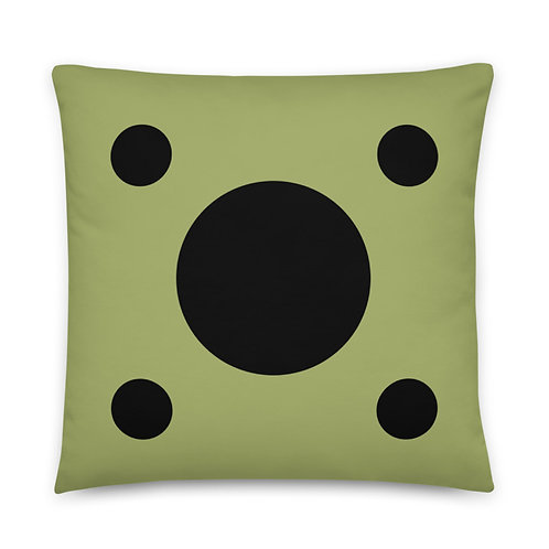 PC3 - PREMADE DOTTED DESIGN ALL OVER PILLOWS PRINTFUL TEMPLATE FILE