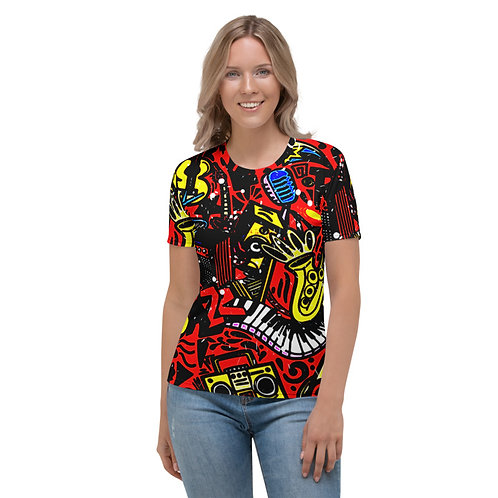 TW178 - POPART PRINT ALL OVER T-SHIRT TEMPLATE FILE