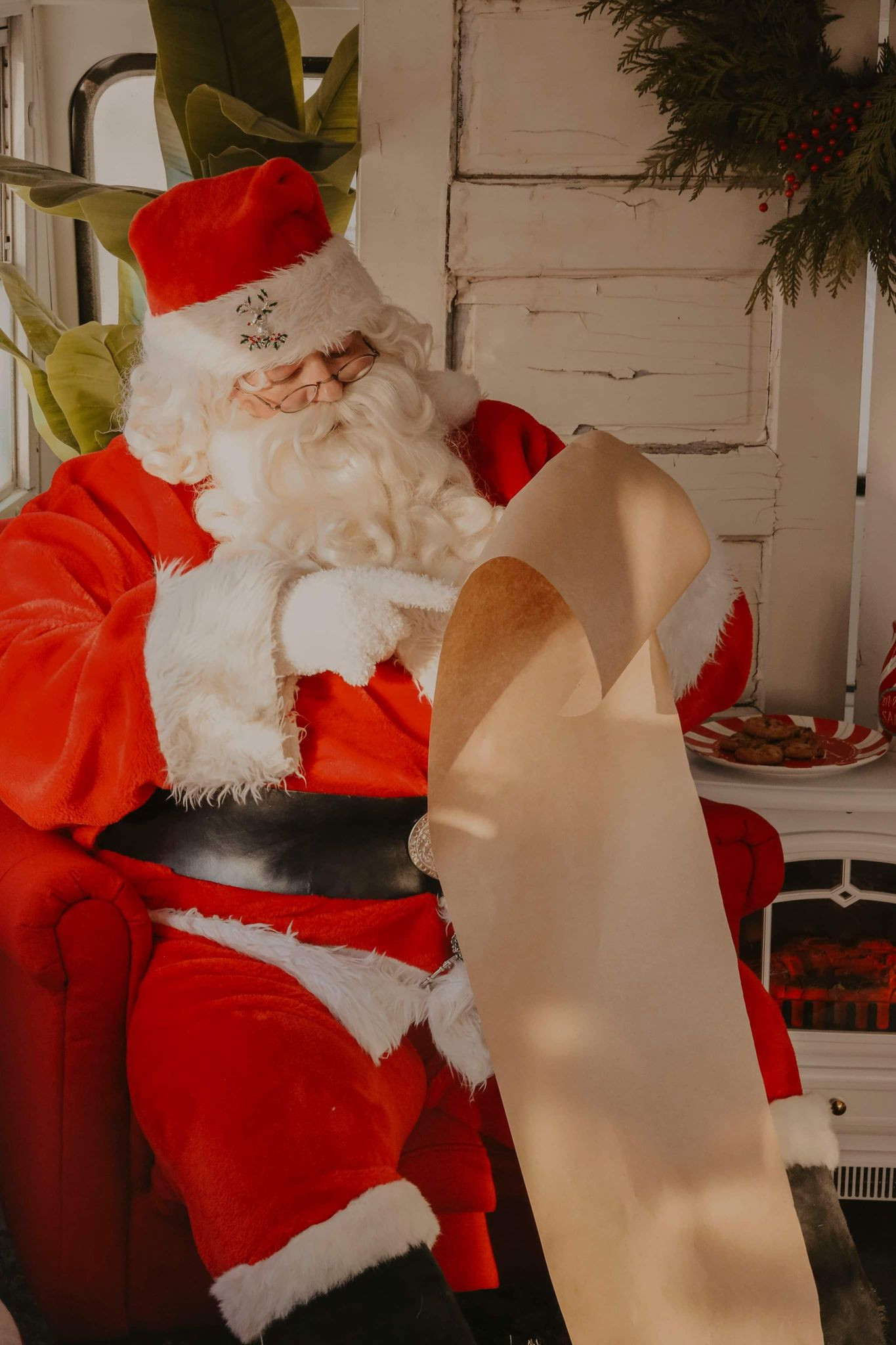 Video Chat with Santa too