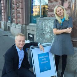 World Savings Day 2016 in Finland