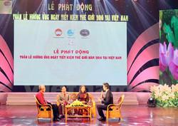 Vietnam responds to World Savings Da