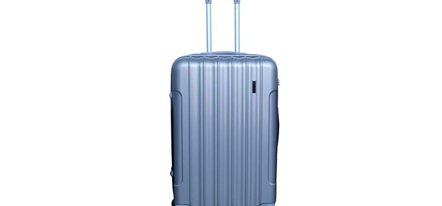 Mexon ABS and Polycarbonate 75 cm, 112 L Light Weight Hard Shell Trolley Bags with Silent 360 Degree