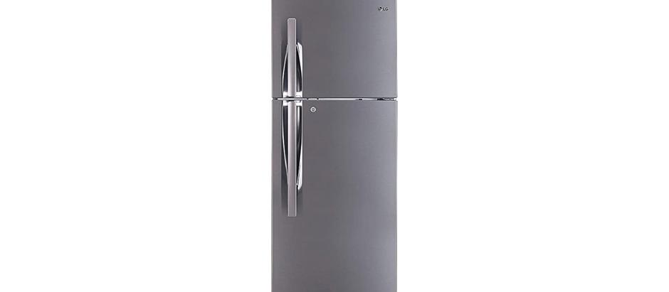 LG 260 L 3 Star Frost Free Double Door Refrigerator (GL-I292RPZL)