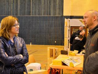 Rencontre avec la députée de la 10ième circonscription de l'Isère