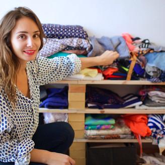 Sabrina, Founder of KUFU, France
