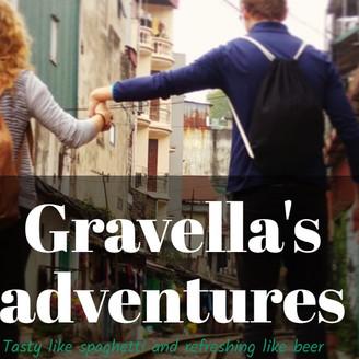 Marta & Alex, aka Gravella's Adventures