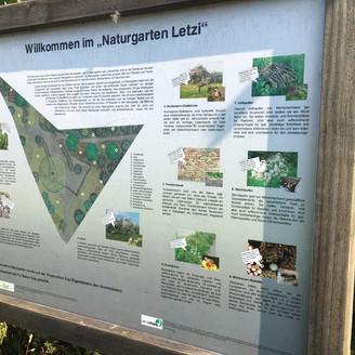 Naturgarten Letzi