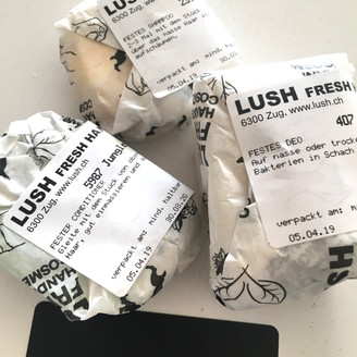 Re-discovering Lush