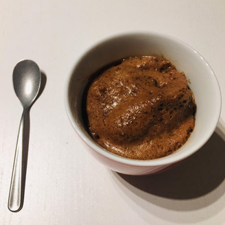Cooking experiment: Vegan chocolate mousse