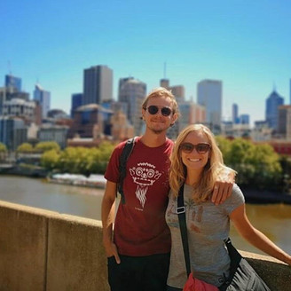 INTERVIEW - Marta and Alex, our world tourers