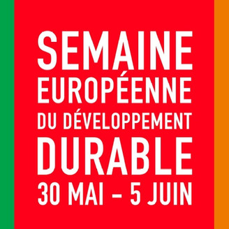 European Sustainable Development Week 2018