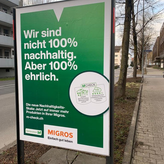 Migros' M-Check for more transparent consumption