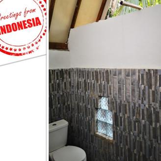 Postcard / Lombok, Marta & Alex