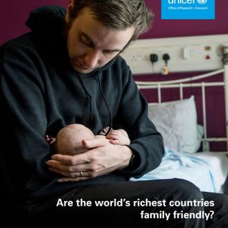 Switzerland ranks poorly in the latest UNICEF study