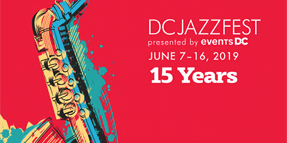 The DC Jazz Festival - with the William Hooker Trio